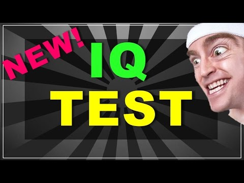Download Youtube: New IQ Test! (with answers)