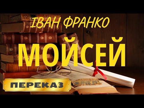 МОЙСЕЙ. Іван Франко