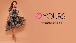 Western Nostalgia with Yours Clothing