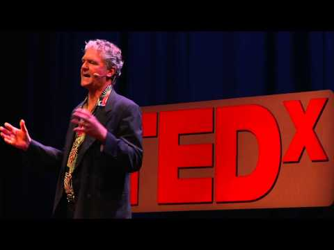 The Human Genome: Collaboration is the New Competition | Dr. David Haussler | TEDxSantaCruz