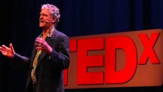 The Human Genome: Collaboration is the New Competition | Dr. David Haussler | TEDxSantaCruz