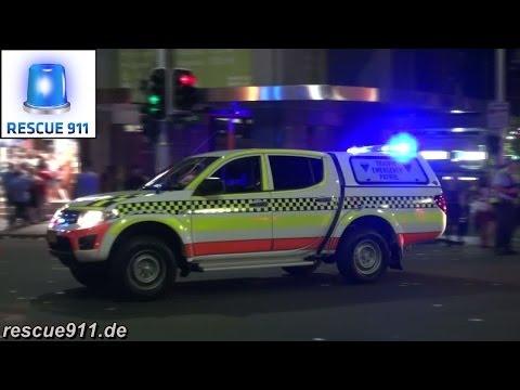 [Sydney] New Year's Eve - Emergency services
