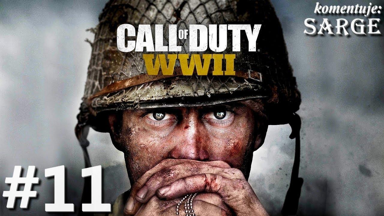 Zagrajmy w Call of Duty: WW2 [60 fps] odc. 11 – KONIEC GRY