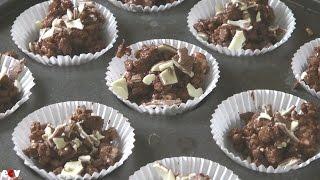 Easy Chocolate & Marshmallow Rice Krispie Treats Recipe