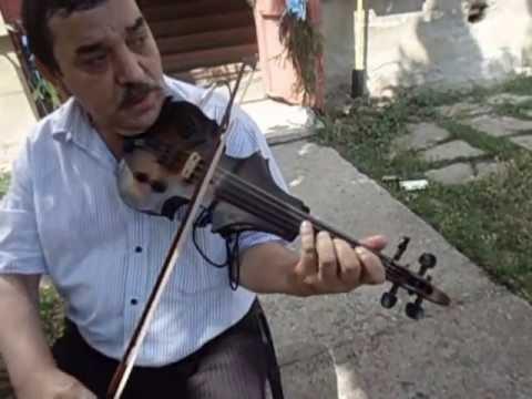 cel mai talentat oltean la vioara demonstratie show vioara muzica live maestru profesor Dutescu