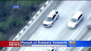 63 Mins and 47 Seconds of EPIC Police Pursuit In California (APRIL 2019)