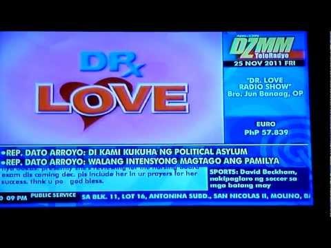 DR LOVE RADIO SHOW theme song