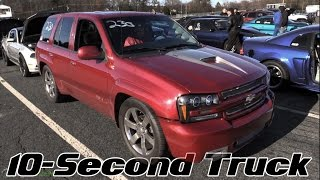 ProCharged Trailblazer SS Punches into the 10s!