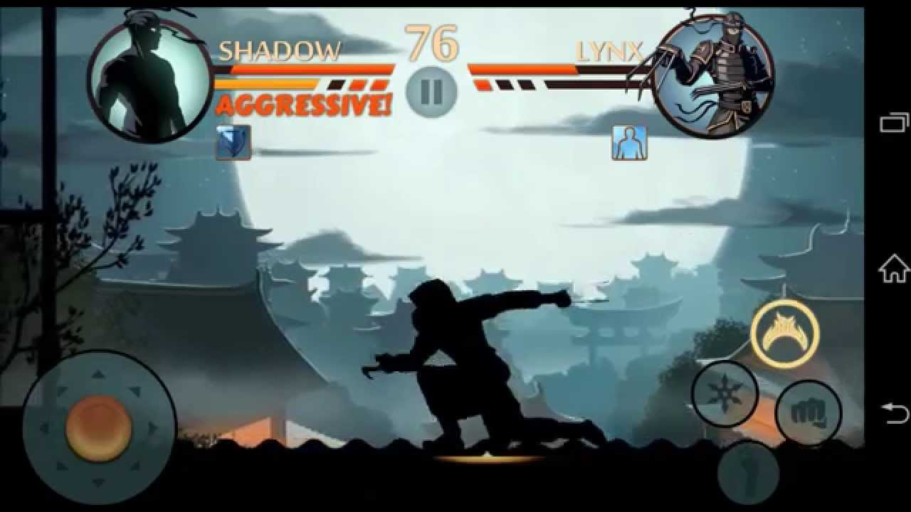 shadow fight how to get lynx claws