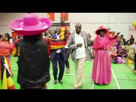 Hyper Hype -LIVE 'LUO CULTURAL GROUP FESTIVAL ''AFRICAN LADY