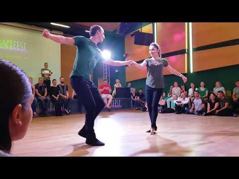 Kiwi Fest Open Strictly Ekaterina&Lukas 2nd place