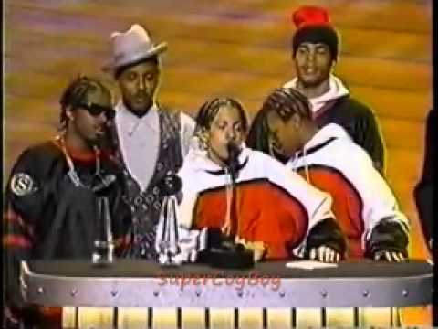 Kris Kross & Super Cat -Jump & Warm It Up-  live.flv
