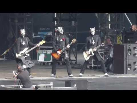 Ghost - Prime Mover - live Rockavaria Munich 2016-May-29