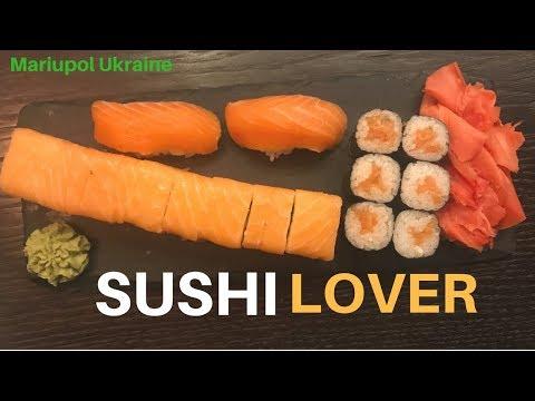 Best Sushi Place in Ukraine