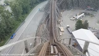 Mean Streak (HD POV) Cedar Point