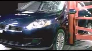 Crash test Fiat Bravo 2007