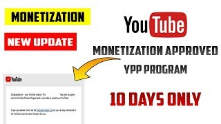 Enable Monetization in 10 Days | Monetization enabled🔥| Channel under review & Additional review