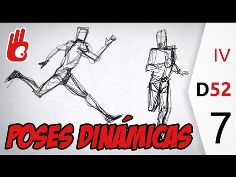 truco-para-aprender-a-dibujar-personas:-la-línea-de-movimiento---dibujar-bien-.com