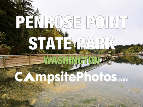 Penrose Point State Park, Washington