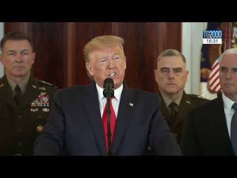 Iran, attaccate basi americane in Iraq. Trump annuncia nuove sanzioni punitive