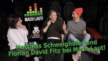 Matthias Schweighöfer und Florian David Fitz im Interview zu 100 Dinge  +  Instagram-Check