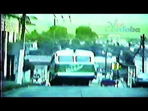 Recorrido En Córdoba En El Año 1995, Video 3 De 4.