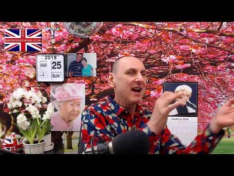 United Kingdom Talk Sunday 25th March 2018
