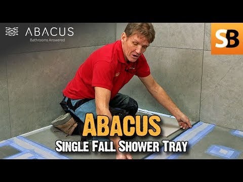 How To Install A Shower Tray Wet Room Former