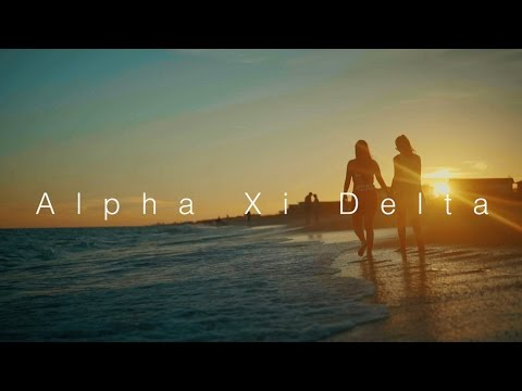 Alpha Xi Delta 2016 - East Carolina University