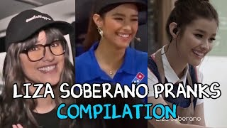 Liza Soberano Pranks Compilation