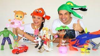 TotoyKids en el Desafío La Carrera de Animales Buscando muchas Sorpresas!!! Isa vs Totó!!!