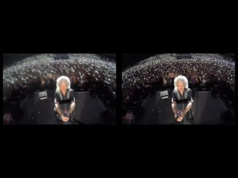 Selfie Stick Video |3D| Tallinn, Estonia [June 05, 2016] - Brian May