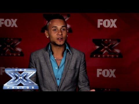 Yes, I Made It! Jorge Peña - THE X FACTOR USA 2013