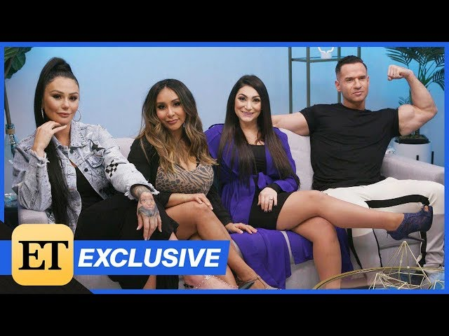 Nicole \'Snooki\' Polizzi Explains Why She\'s Leaving Jersey Shore (Exclusive)