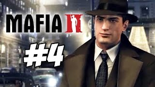 Mafia 2 Walkthrough | Chapter 3: Enemy of the State | Part 4 (Xbox 360/PS3/PC)
