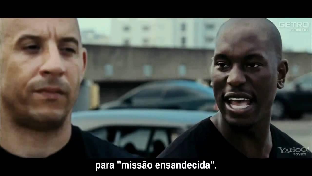 Velozes E Furiosos 5 Operação Rio Legendado Youtube