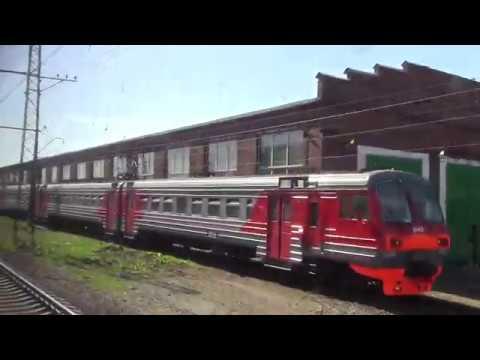 Платформа 47-й км — Голутвин на ЭД4М-0100