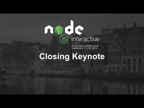 Closing Keynote