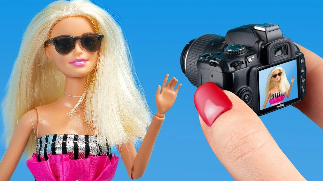 7 Trucos Increíbles Para Fotos Y Fondos De Barbie Youtube