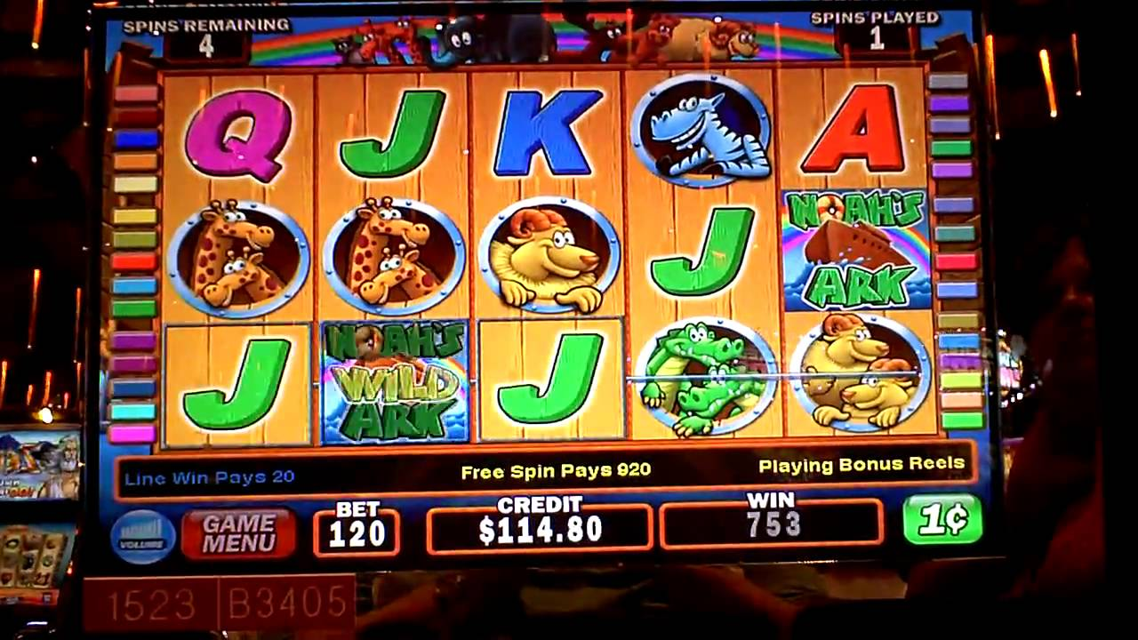 Free Penny Slots With Bonus Rounds