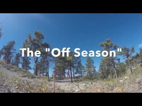 Runners: What should you do in the off season?