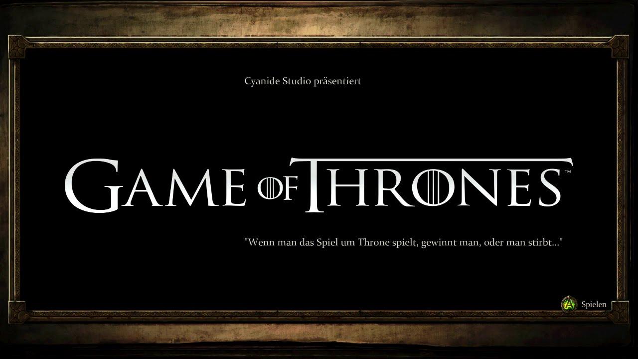 Game Of Thrones Deutsch