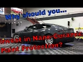 Tesla Model S - New Car Protection Package - Nano Ceramic Paint Coating & Clear Bra Protection Film
