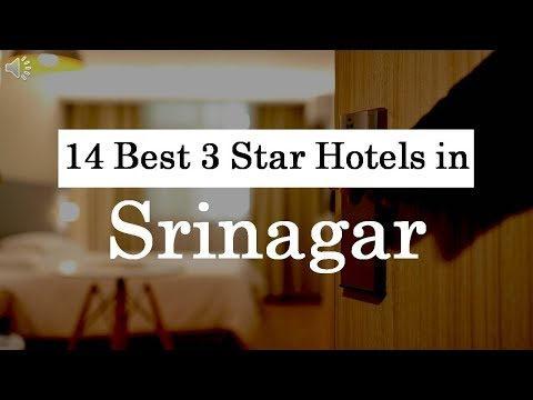 14 Best 3 Star Hotels in Srinagar