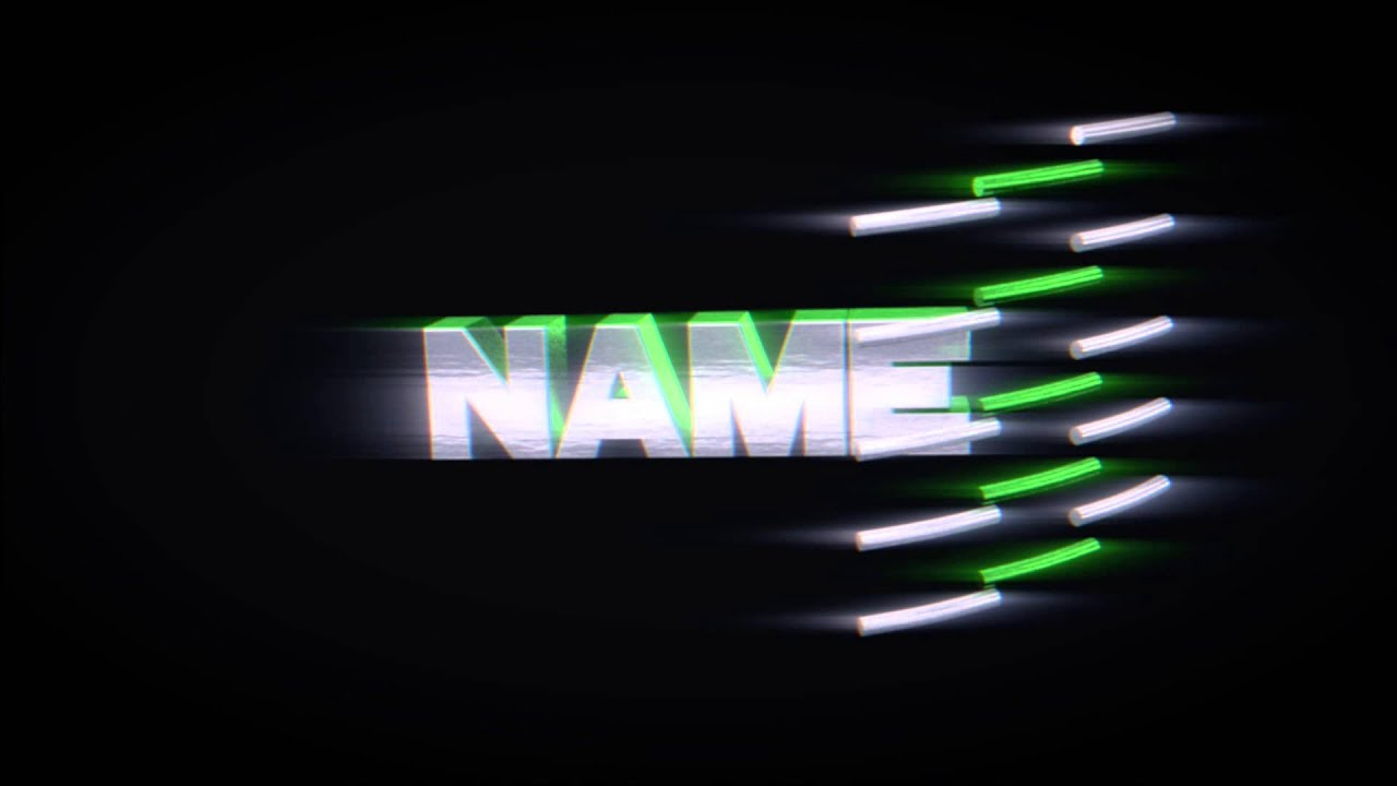 BLENDER 3D INTRO TEMPLATE ~BY BLOCKARTS~ - YouTube