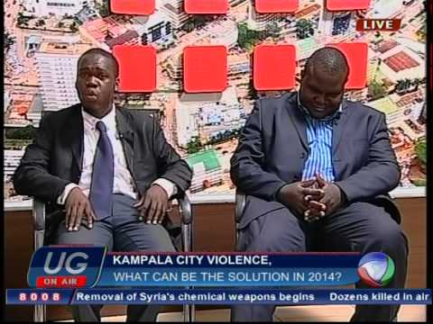 Kampala City Riots-Kivumbi Live on Record TV Part 1