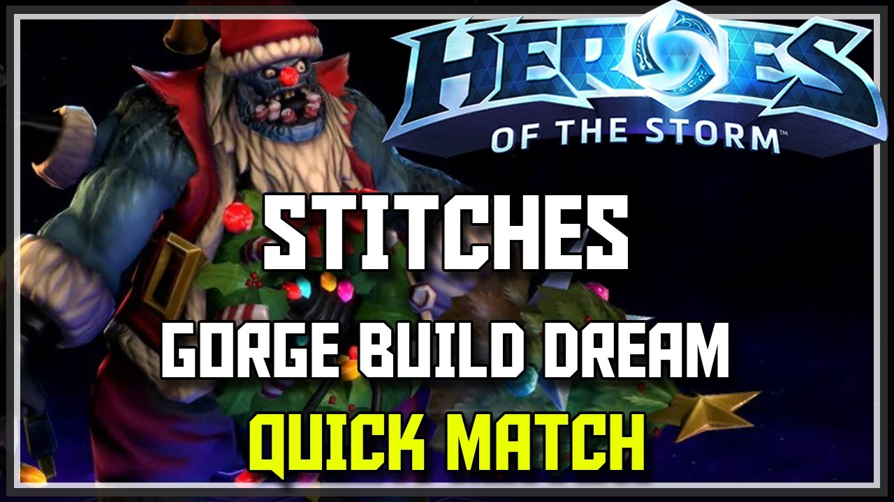 Hots Stitches Build
