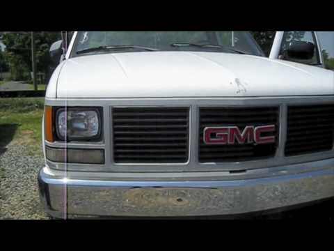 1989 Gmc Sierra W T Start Up Exhaust And In Depth Tour