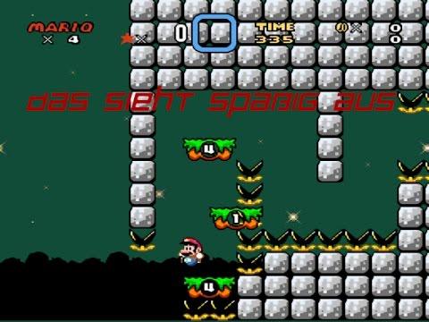 Kaizo Mario World - ich könnte schwören, das konnt ich mal besser