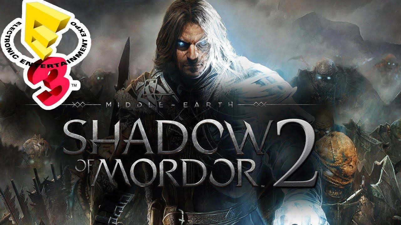 Shadow of Mordor 2   中土世界:魔多之影 2   2017 E3精華 Gamplay 新玩法 - YouTube